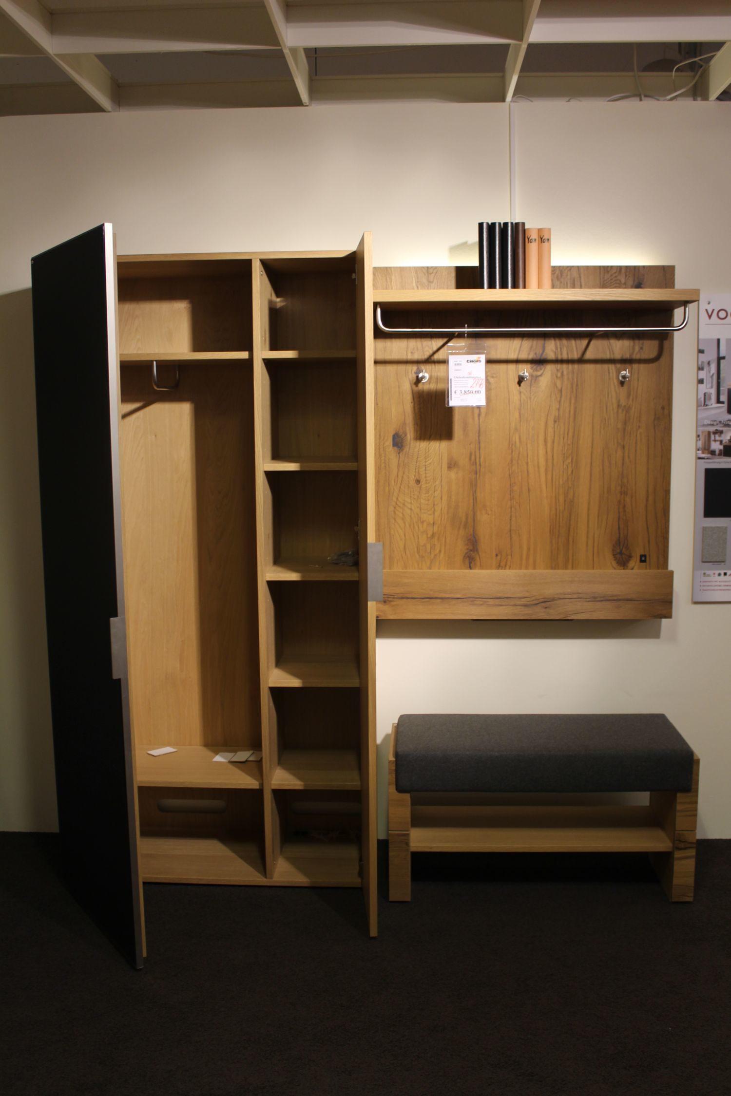Blickfang Möbel Diele Ideen Von Ausstellungsstück Dielenkombination