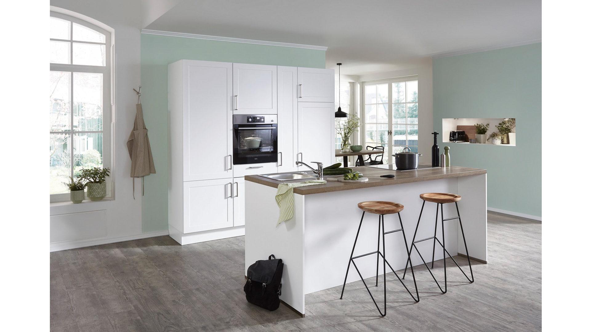 Möbel Eilers Apen | Räume | Küche | Einbauküche | Einbauküche mit ...