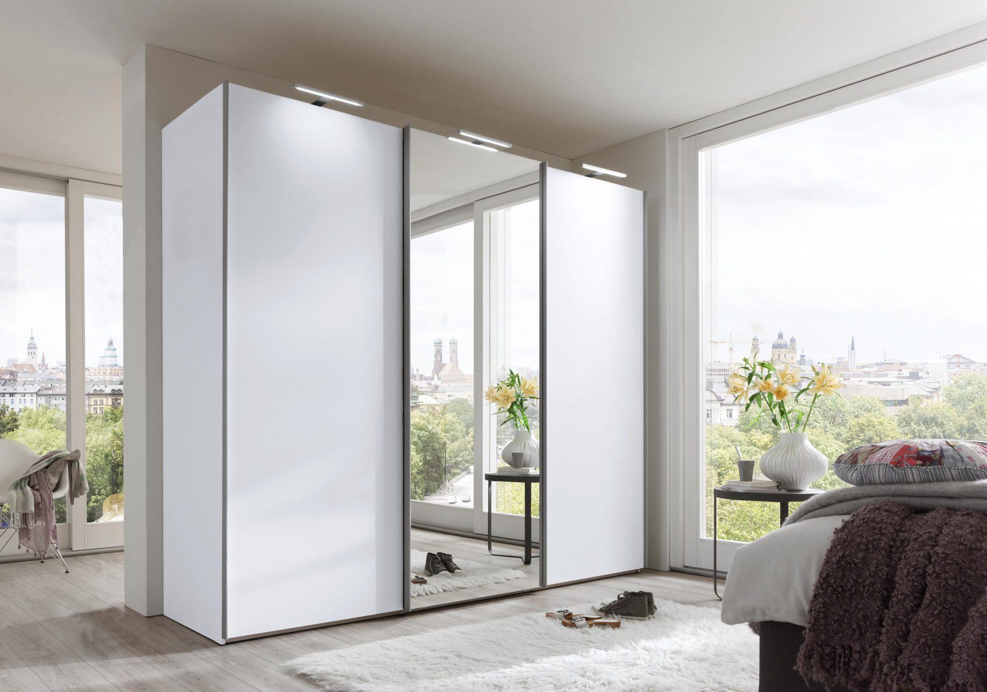Möbel Eilers Apen, Räume, Schlafzimmer, Kleiderschränke, nolte ...