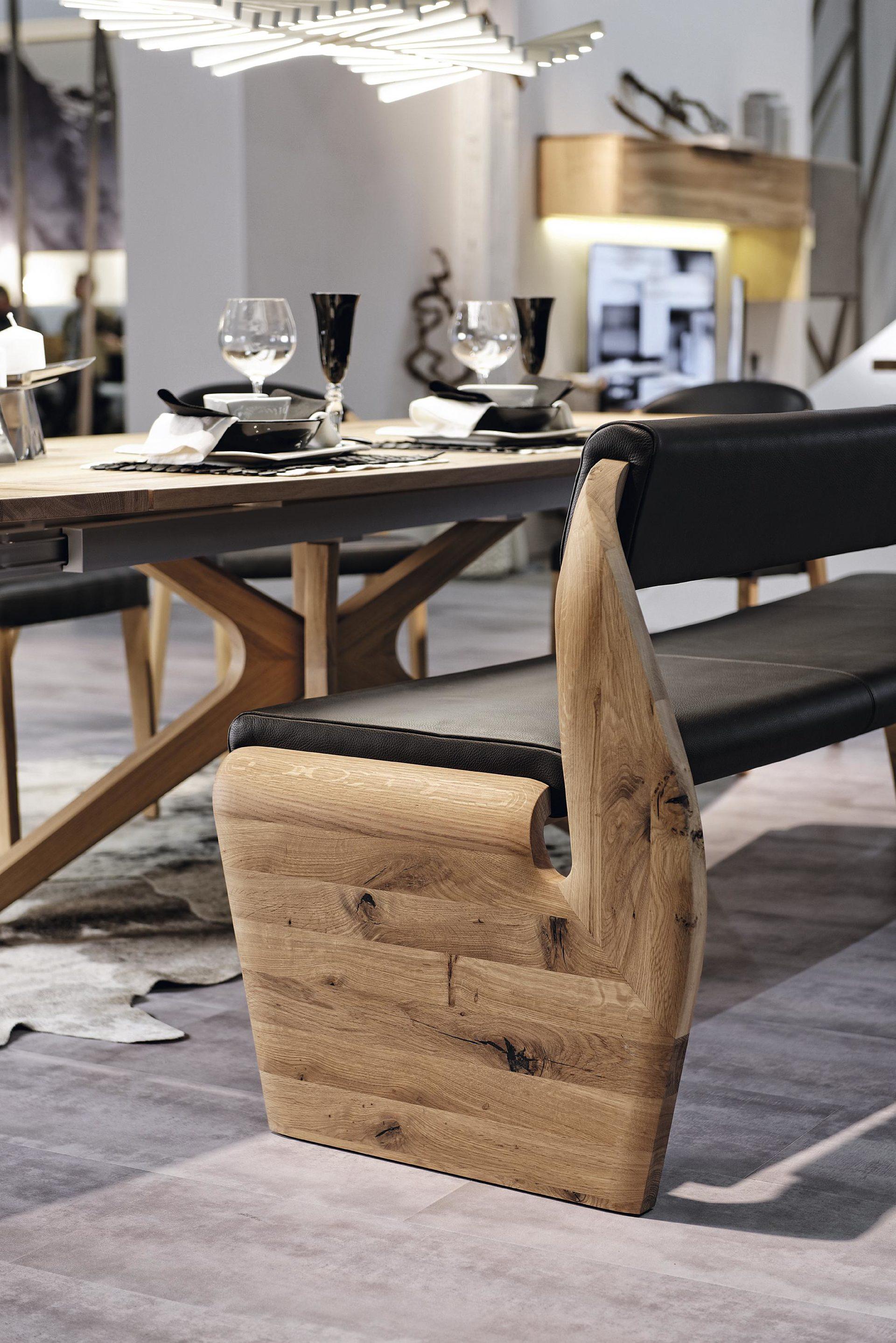 Möbel Eilers Apen | Räume | Esszimmer | Stühle + Bänke | Voglauer ... Esszimmer Eckbank Voglauer