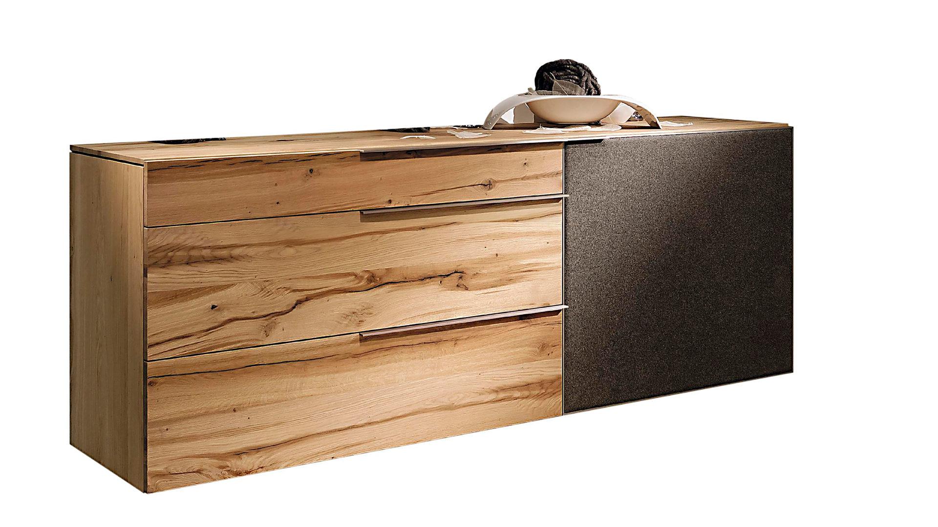 sideboard holz modern