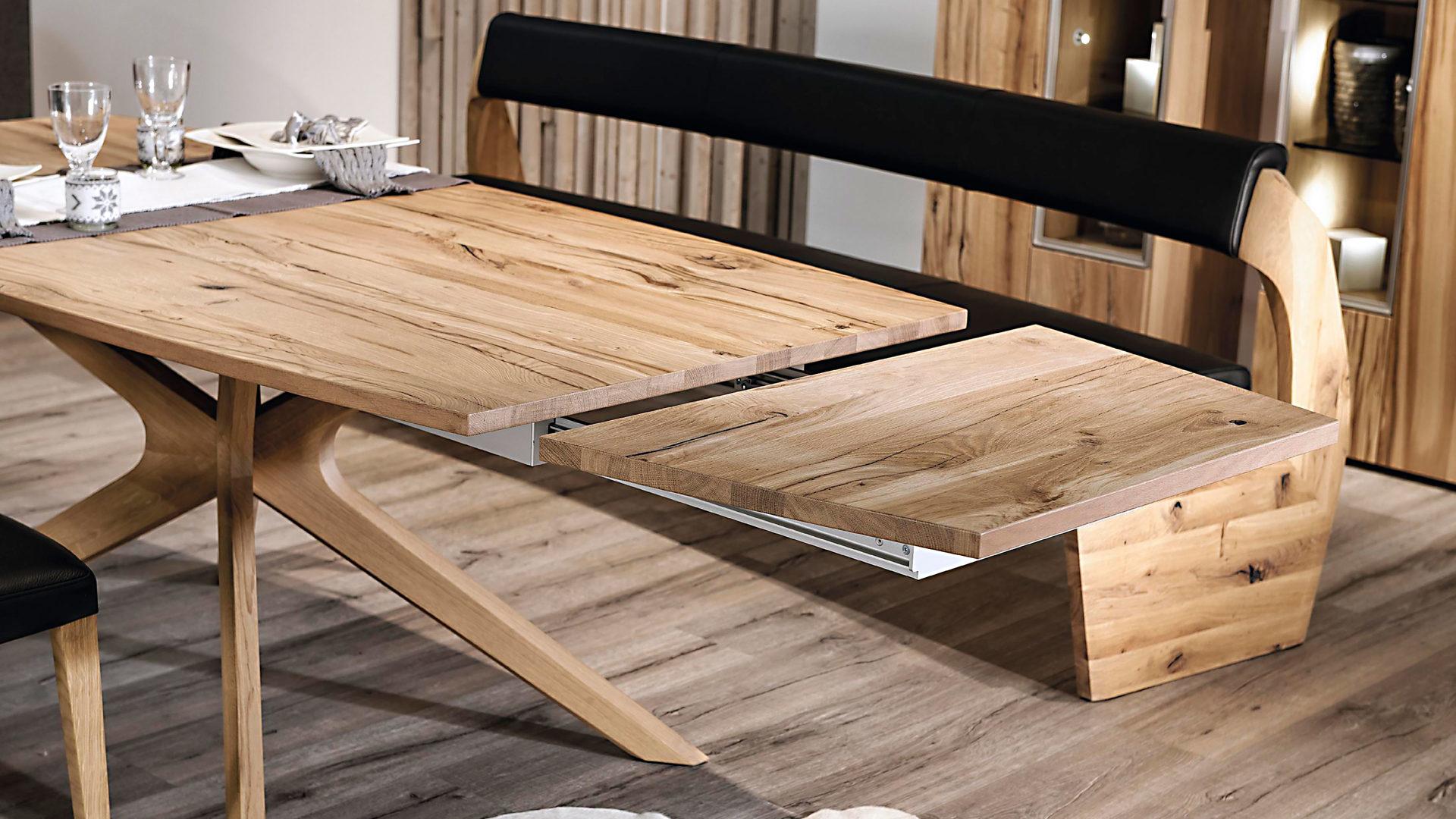 Esstisch eiche modern  Möbel Eilers Apen | Möbel A-Z | Tische | VOGLAUER Massivholz ...