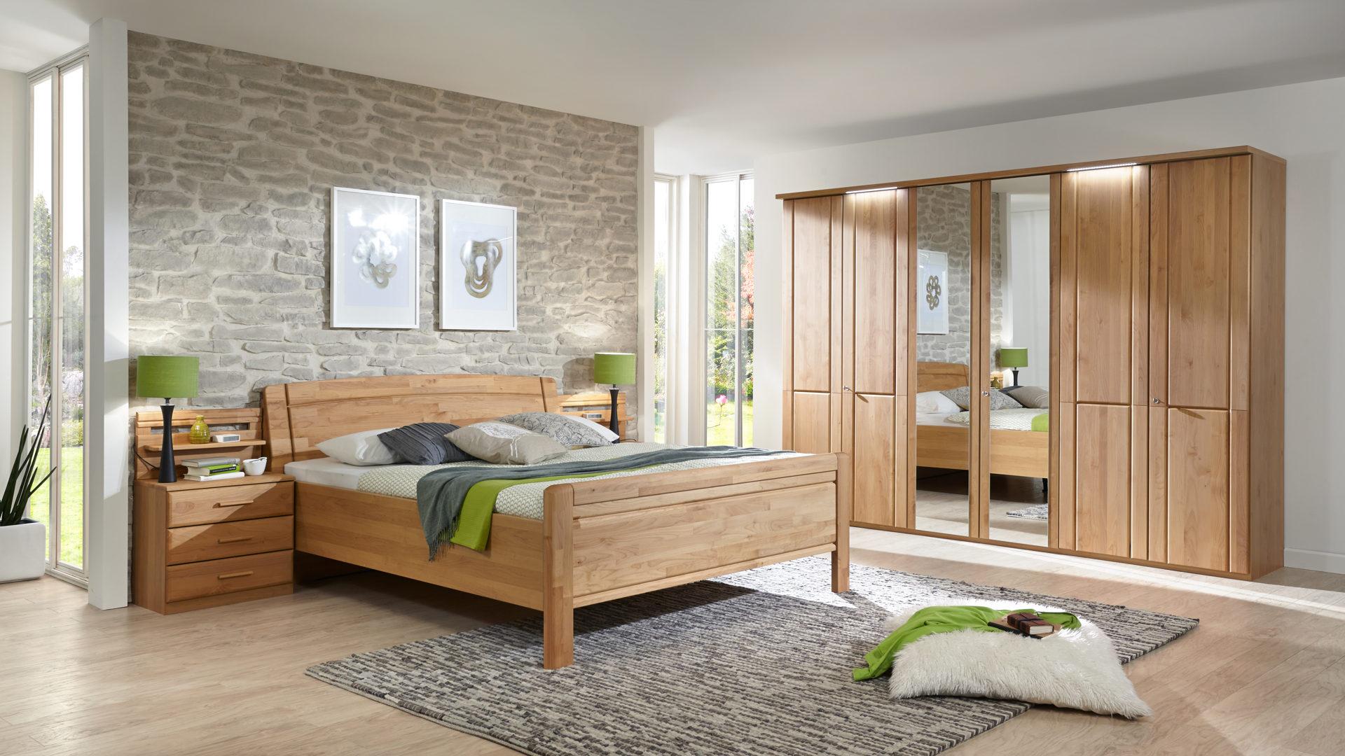 Möbel Eilers Apen, Räume, Schlafzimmer, Komplettzimmer, PARTNERRING ...