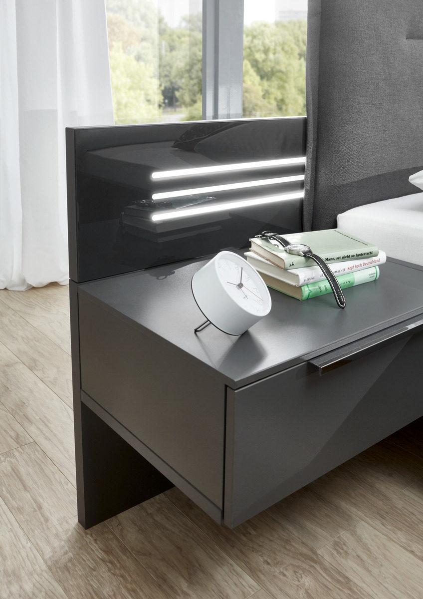 Möbel Eilers Apen, Räume, Schlafzimmer, Nachttische + Nachtkommode ...