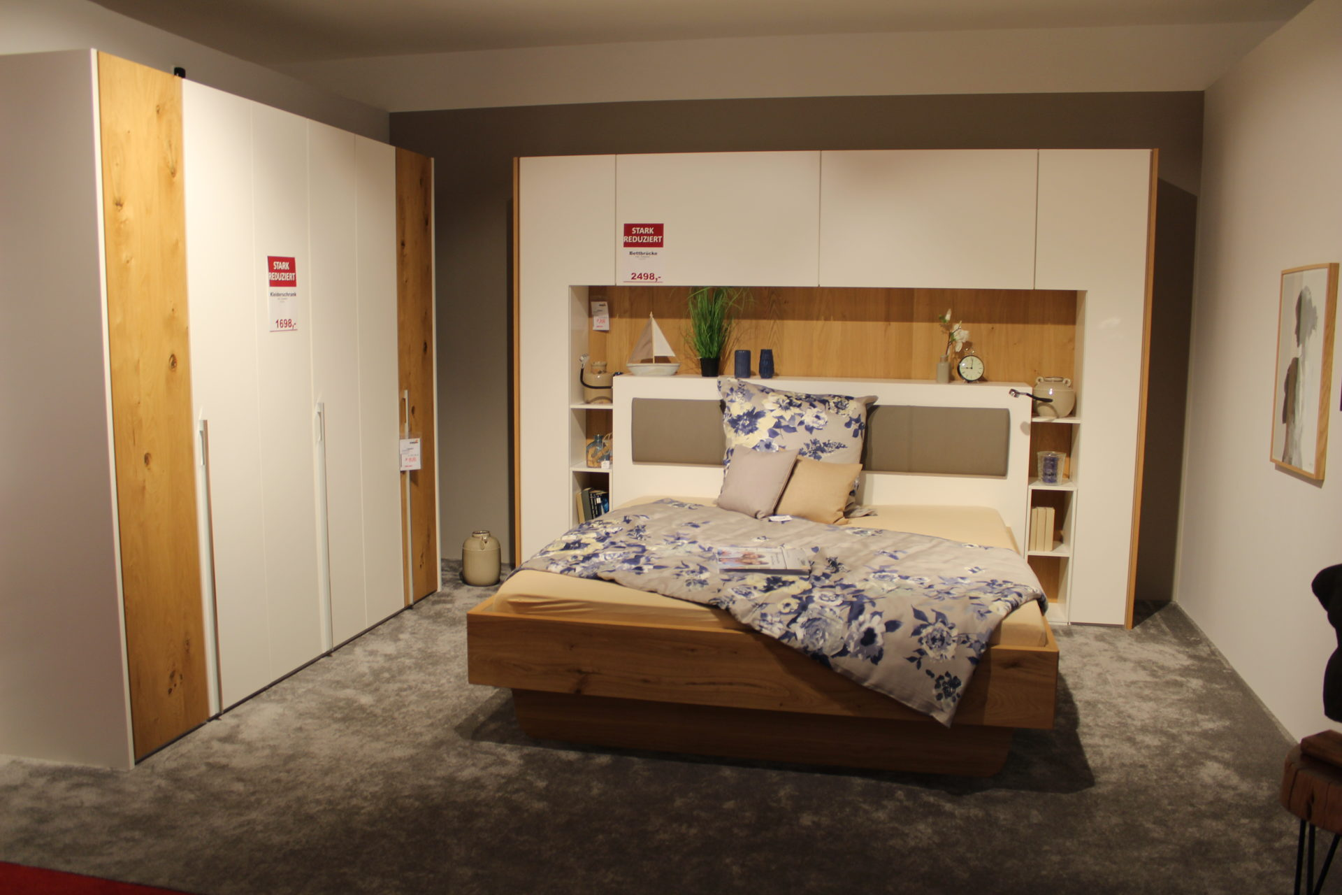 Möbel Eilers Apen, Räume, Schlafzimmer, Betten, Boxspringbett ...