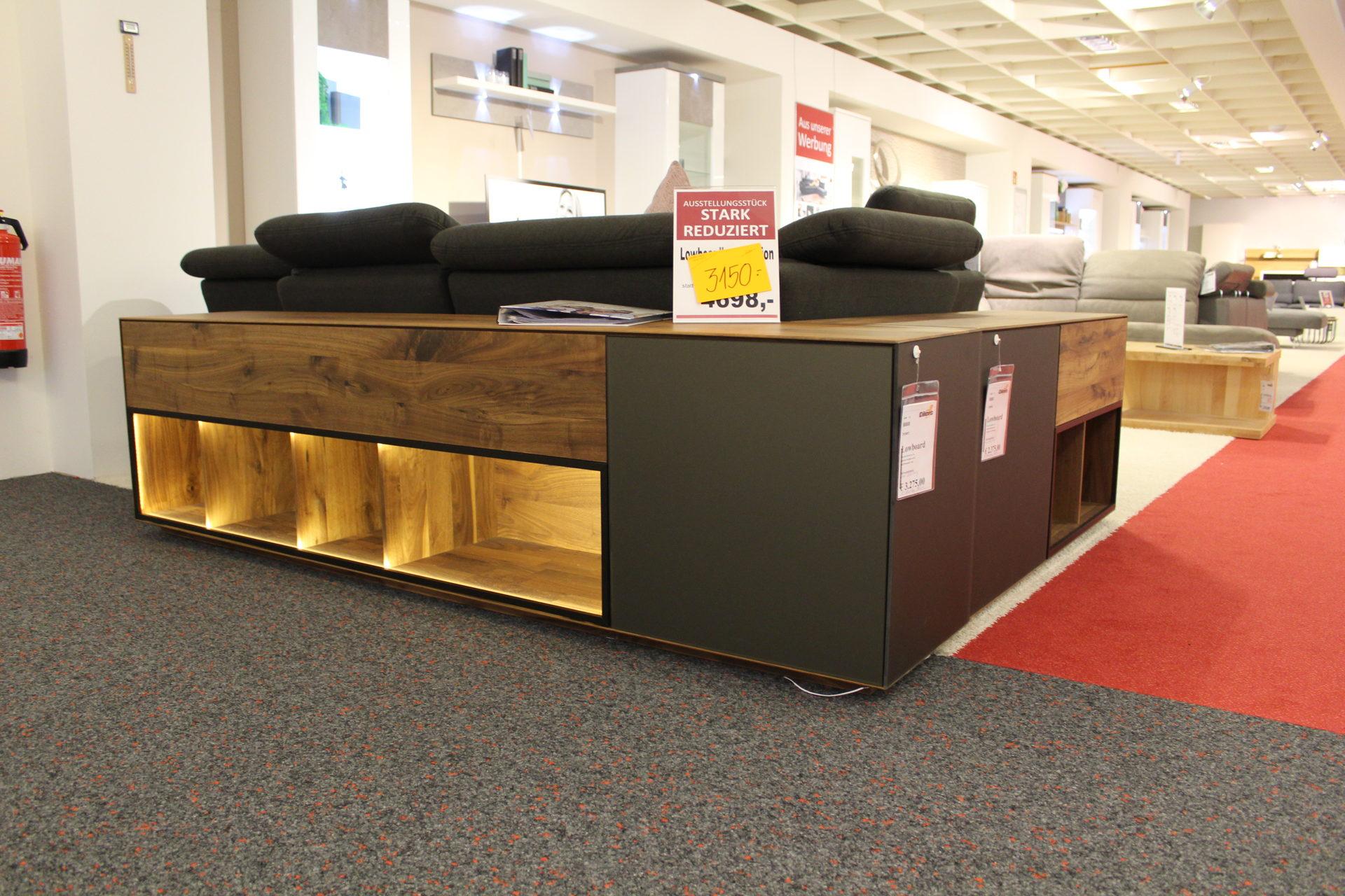 Möbel Eilers Apen Abverkauf Wohnzimmer Tv Standschrank Lowboard