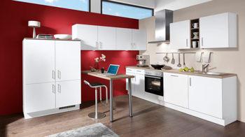 Einbauküchen Mit Elektrogeräten | kochkor.info | {Küchenzeile mit elektrogeräten günstig mit aufbau 30}